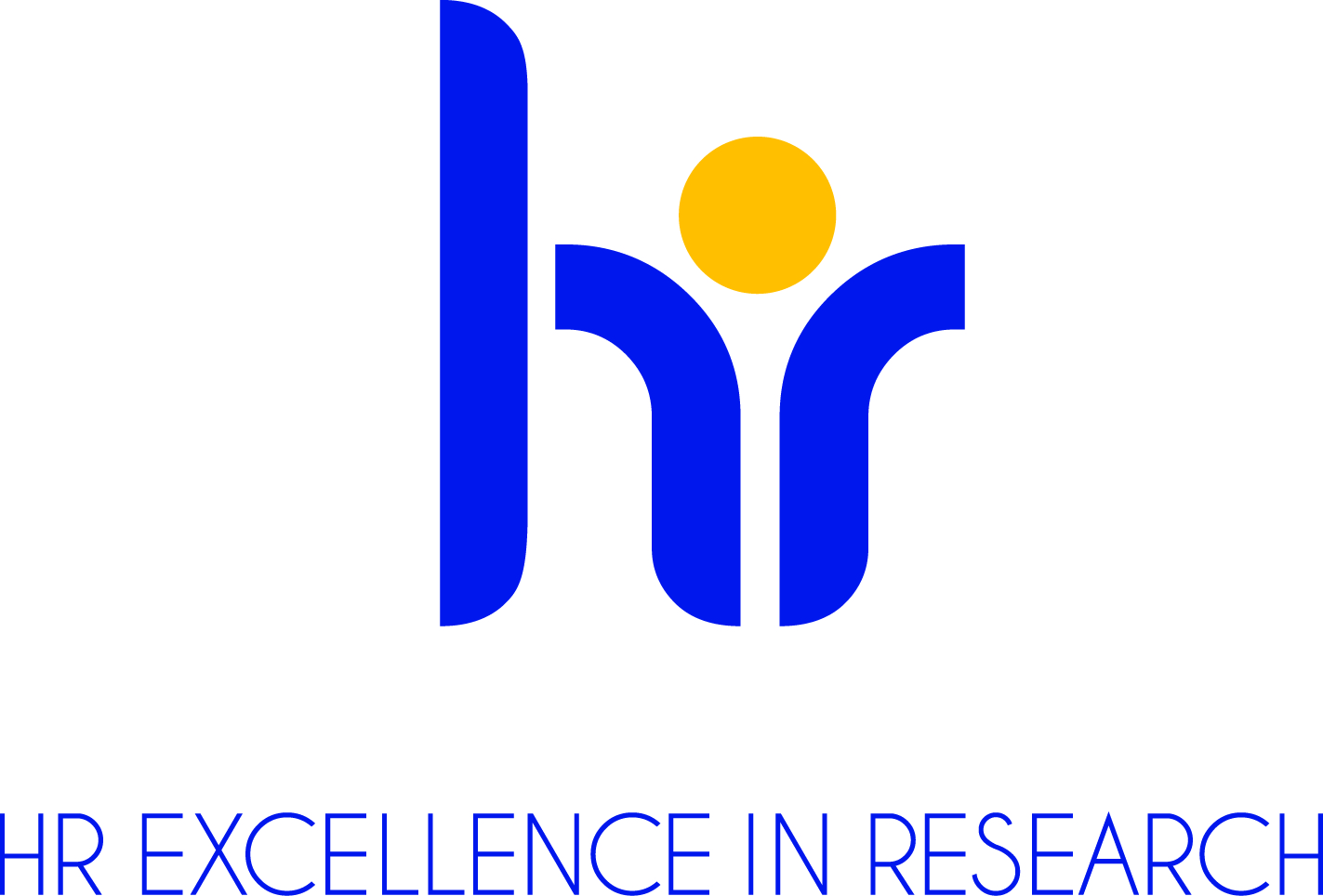 Logo label HR Excellence in Research HRS4R